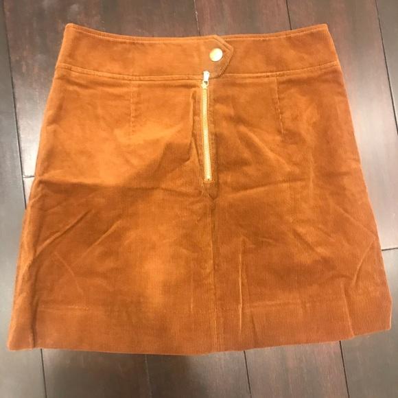 13889ecd6 Jcrew Brown Cord Mini Skirt. NWT. J. Crew. M_5c2bee293e0caa402054be40.  M_5c2bee2baa87701c607057a1. M_5c2bee2cc9bf50e88a84b1d3